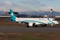 Photo: Air Dolomiti, Embraer EMB-195, I-ADJK