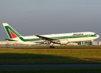 Photo: Alitalia, Boeing 767-300, EI-CRM