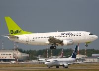 Photo: Air Baltic, Boeing 737-500, YL-BBQ