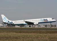 Photo: Flybe - British European, Embraer EMB-190, G-FBEF