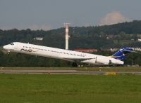 Photo: Hello, McDonnell Douglas MD-90, HB-JIE