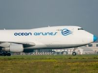 Photo: Ocean Airlines, Boeing 747-200, I-OCEU