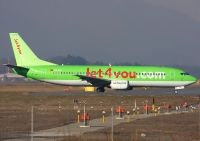 Photo: Jet4You, Boeing 737-400, CN-RPC
