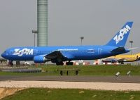 Photo: Zoom Airlines, Boeing 767-300, C-GZUM