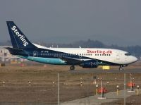 Photo: Sterling Airlines, Boeing 737-500, OY-APB