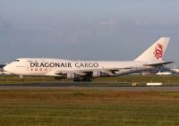 Photo: Dragonair Cargo, Boeing 747-300, B-KAA