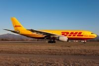 Photo: DHL, Airbus A300, EI-OZI