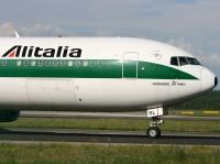 Photo: Alitalia, Boeing 767-300, EI-CRL