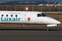 Photo: Luxair, Embraer EMB-145, LX-LGW
