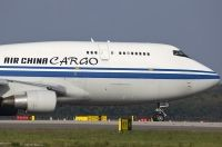 Photo: Air China Cargo, Boeing 747-400, B-2458