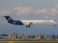 Photo: UM AIR, McDonnell Douglas MD-80, UR-CFE