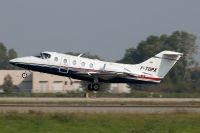 Photo: Untitled, Beech Hawker 400, I-TOPX