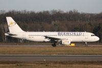 Photo: Iberworld Airlines, Airbus A320, EC-IMU
