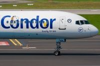 Photo: Condor, Boeing 757-300, D-ABOL