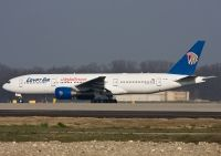 Photo: Egypt Air, Boeing 777-200, SU-GBY