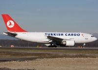 Photo: Turkish Airlines Cargo - THY, Airbus A310, TC-JCT