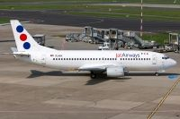 Photo: JAT Airways, Boeing 737-300, YU-ANV