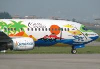 Photo: Binter Canarias, Boeing 737-400, EC-INQ