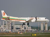 Photo: Lithuanian Airlines, Saab 2000, LY-SBD