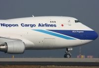 Photo: Nippon Cargo Airlines - NCA, Boeing 747-400, JA02KZ