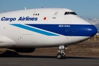 Photo: Nippon Cargo Airlines - NCA, Boeing 747-400, JA98KZ