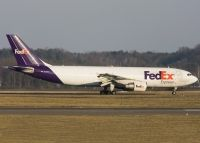 Photo: Federal Express / FedEx Express, Airbus A300, N727FD