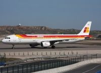 Photo: Iberia, Airbus A321, EC-JZM