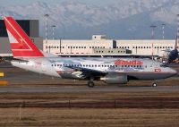 Photo: Lauda Air, Boeing 737-600, OE-LNM