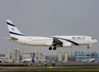 Photo: El Al Israel Airlines, Boeing 737-800, 4X-EKC