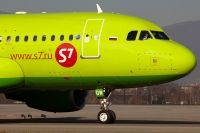 Photo: S7 - Siberia Airlines, Airbus A319, VQ-BQW