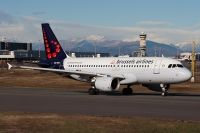Photo: Brussels Airlines, Airbus A319, OO-SSU