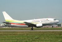 Photo: Lithuanian Airlines, Boeing 737-500, LY-AZY