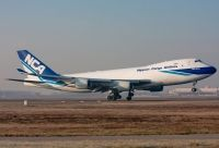 Photo: Nippon Cargo Airlines - NCA, Boeing 747-400, JA405KZ
