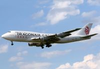 Photo: Dragonair, Boeing 747-300, B-KAA