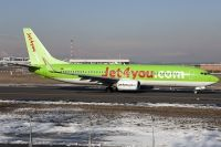 Photo: Jet4You, Boeing 737-800, CN-RPE
