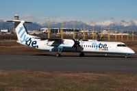 Photo: Flybe - British European, De Havilland Canada DHC-8 Dash8 Series 400, G-FLBE