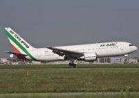 Photo: Air Italy, Boeing 767-200, I-AIGH
