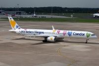 Photo: Condor, Boeing 757-300, D-ABON
