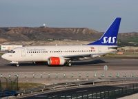 Photo: Scandinavian Airlines - SAS, Boeing 737-700, LN-TUM