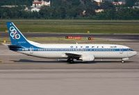 Photo: Olympic Airways/Airlines, Boeing 737-400, SX-BKG