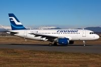 Photo: Finnair, Airbus A319, OH-LVL