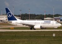 Photo: Tarom, Boeing 737-700, YR-BGH