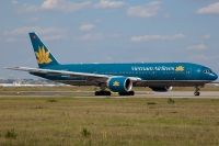 Photo: Vietnam Airlines, Boeing 777-200, VN-A150