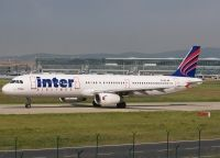 Photo: Inter Airlines, Airbus A321, TC-IEH