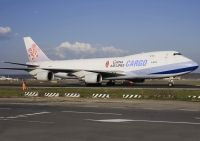 Photo: China Cargo Airlines, Boeing 747-400, B-18718