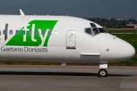 Photo: TravelFly, McDonnell Douglas MD-80, YR-HBE