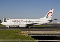 Photo: Royal Air Maroc (RAM), Boeing 737-500, CN-RMV