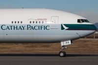 Photo: Cathay Pacific Airways, Boeing 777-300, B-KPV
