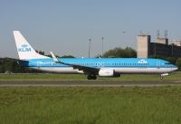 Photo: KLM - Royal Dutch Airlines, Boeing 737-900, PH-BXS