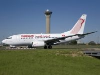 Photo: Tunisair, Boeing 737-600, TS-ION